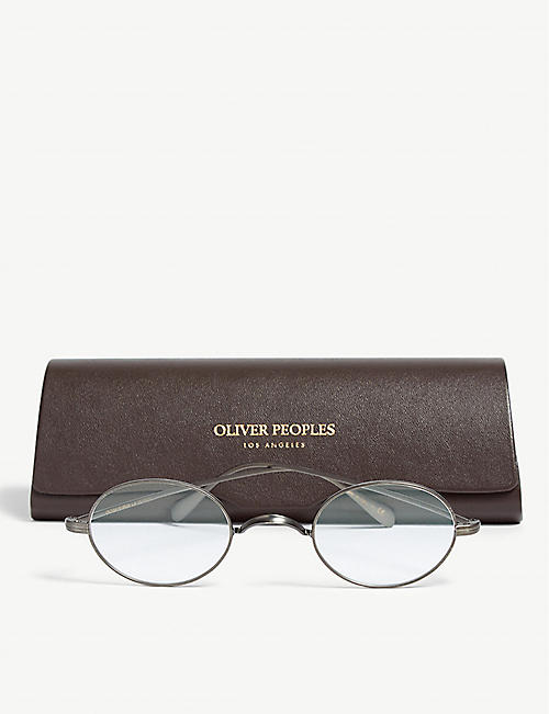 OLIVER PEOPLES OV1185 Calidor oval-frame glasses