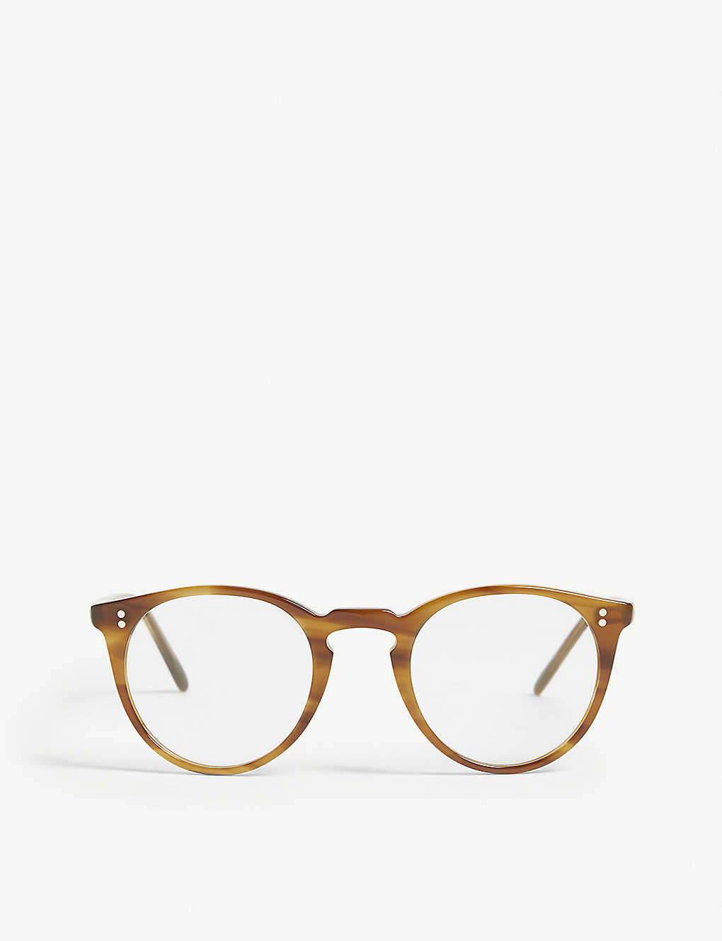 OLIVER PEOPLES: OV5183 O'Malley phantos-frame glasses