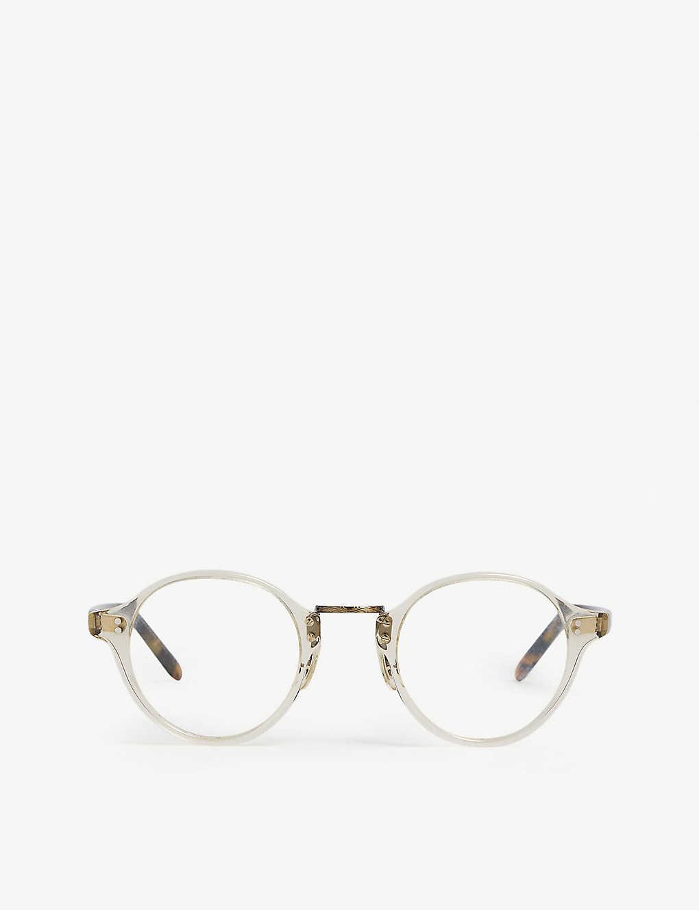 6db90c5571 OLIVER PEOPLES - OP-1955 phantos round glasses