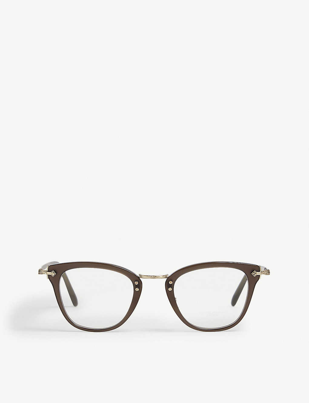 OLIVER PEOPLES: Keery square glasses