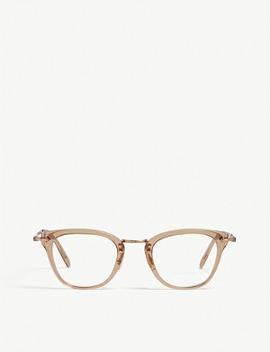 OLIVER PEOPLES Keery square glasses