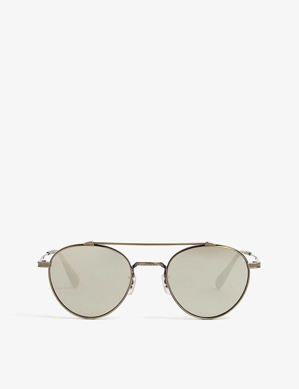 edb7f9f9fdab7 OLIVER PEOPLES - Watts Sun Phantos sunglasses