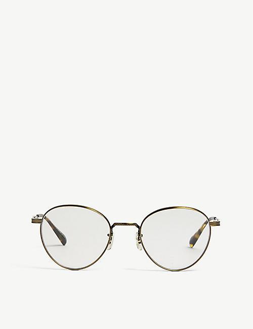 1745e1bfb7 OLIVER PEOPLES Watts phantos-frame optical glasses