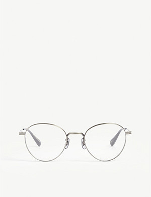 OLIVER PEOPLES Watts phantos-frame optical glasses