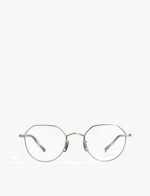 0c35472893 OLIVER PEOPLES OP-43 30th round-frame optical glasses. Quick view Wish list