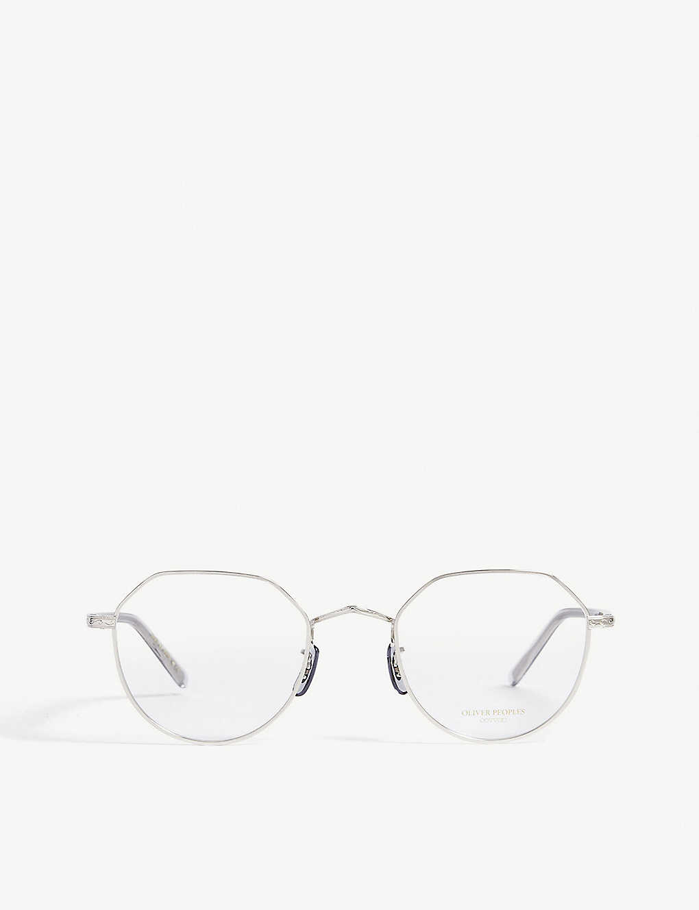 4c6417d1d OLIVER PEOPLES - OP-43 30TH round-frame optical glasses | Selfridges.com