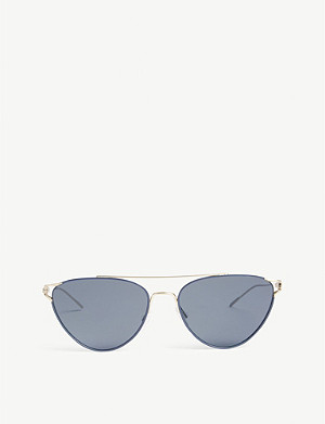 OLIVER PEOPLES Foriana 猫眼框架太阳镜
