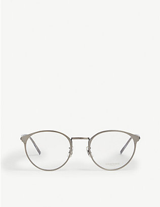 OLIVER PEOPLES: Hanneli round glasses