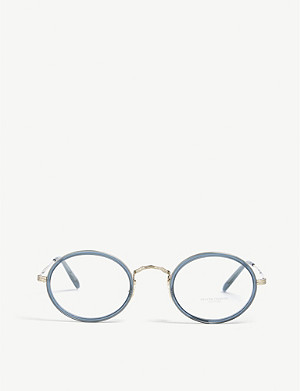 OLIVER PEOPLES OV1215 round-frame glasses