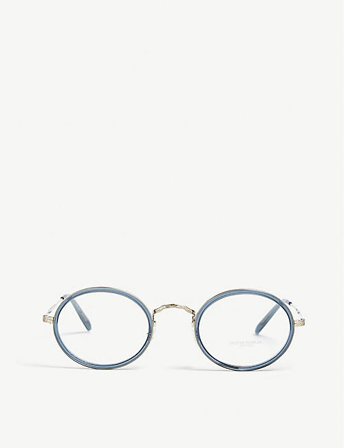 OLIVER PEOPLES OV1215 圆框眼镜