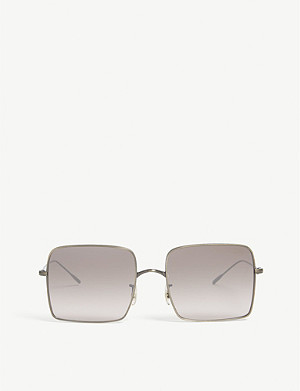 OLIVER PEOPLES Ov1236 rassine square-frame sunglasses
