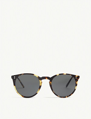 OLIVER PEOPLES O'Malley phantos-frame sunglasses