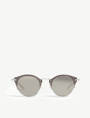 OLIVER PEOPLES OP-505 phantos-frame sunglasses