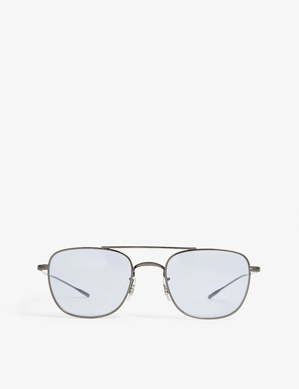 Oliver Peoples Kress Aviator Sunglasses Selfridgescom