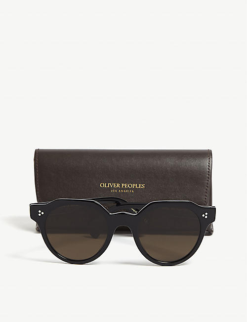 OLIVER PEOPLES OV5378SU Irven phantos-frame sunglasses