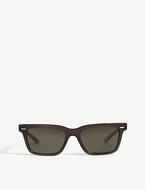 1efcc47ae32e OLIVER PEOPLES OV5388SU The Row rectangle-frame sunglasses