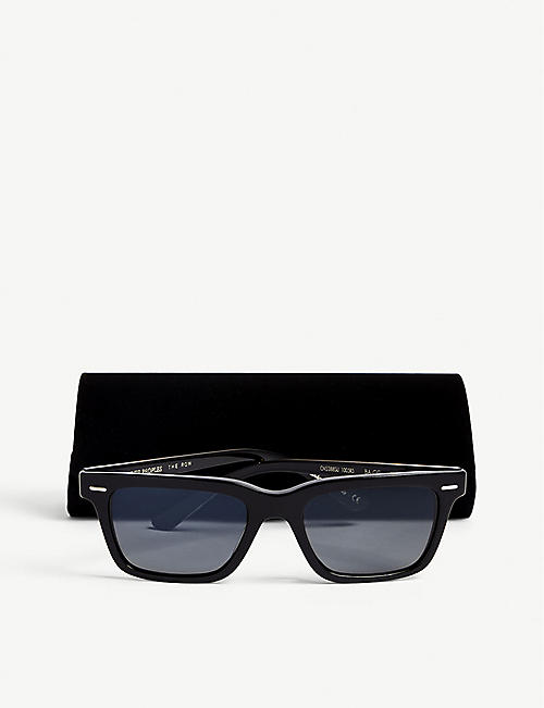 OLIVER PEOPLES Square frame sunglasses