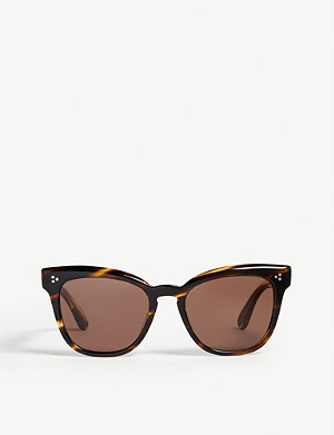 OLIVER PEOPLES Marianela cat eye-frame sunglasses