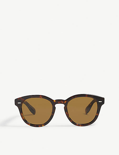 OLIVER PEOPLES Cary Grant Sun Pillow sunglasses