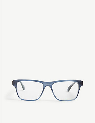 OLIVER PEOPLES: OV5416U Osten rectangle frame glasses