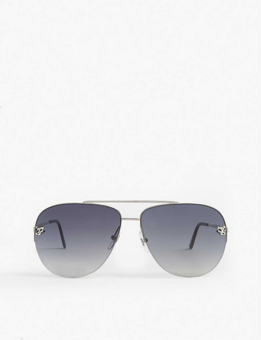 CARTIER: Aviator sunglasses