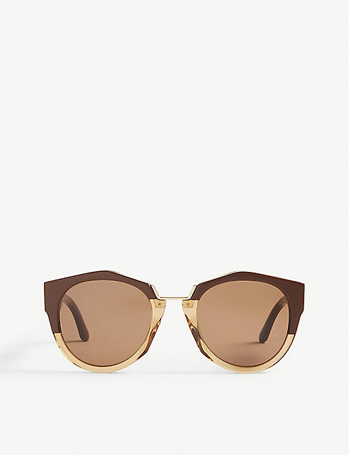 MARNI: Me605s cat-eye sunglasses