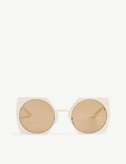 c1b03eaab1f Square - Sunglasses - Accessories - Womens - Selfridges