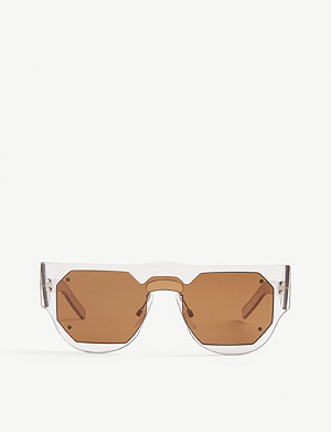 MARNI Me622s rectangle-frame sunglasses