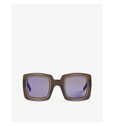 901175d6711c MARNI - Me625s square-frame sunglasses | Selfridges.com