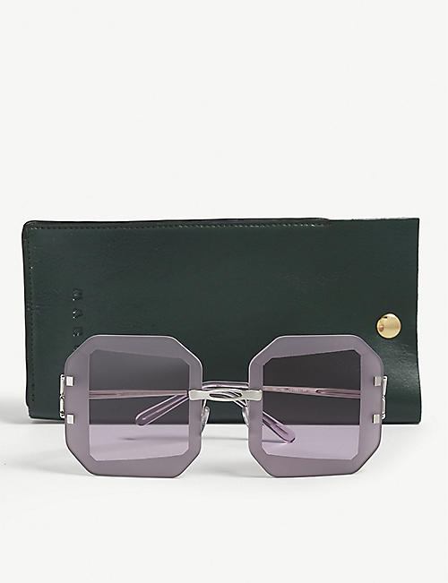 MARNI Octagon-shaped sunglasses