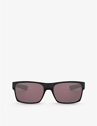 OAKLEY: OO9189 TwoFace™ O Matter™ and aluminium sunglasses