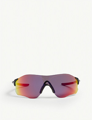 OAKLEY OO9308 EVZero Path wrap-around sunglasses