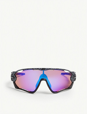 OAKLEY Jawbreaker rectangle-frame sunglasses