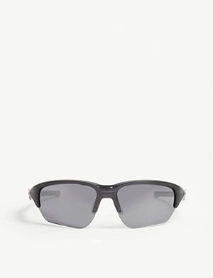 OAKLEY Flak beta rectangle-frame sunglasses