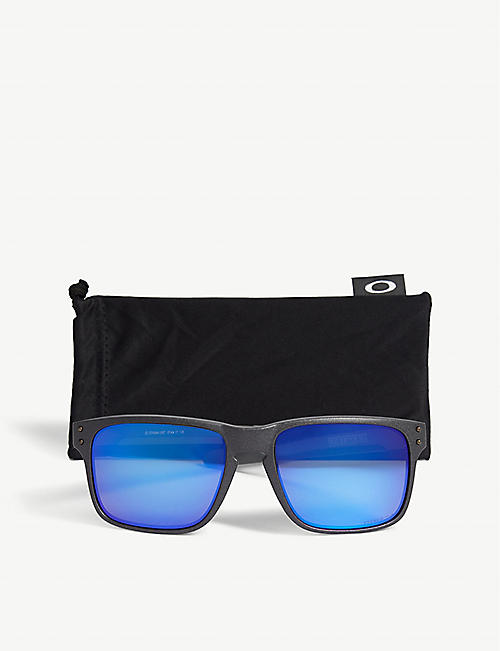 OAKLEY Holbrook Mix rectangle-frame sunglasses