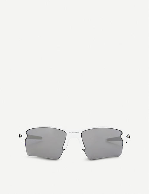 OAKLEY Flak® 2.0 XL rectangle-frame sunglasses