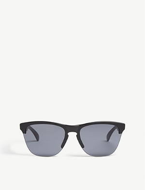 OAKLEY Oo9374 square-frame sunglasses