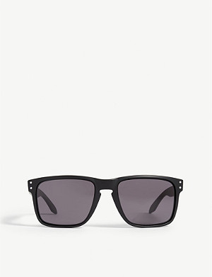 OAKLEY Holbrook XL O-Matter polarised square-frame sunglasses