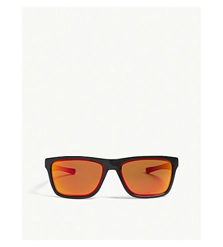 7df2ee7d50 OAKLEY Holston square-frame sunglasses (Black