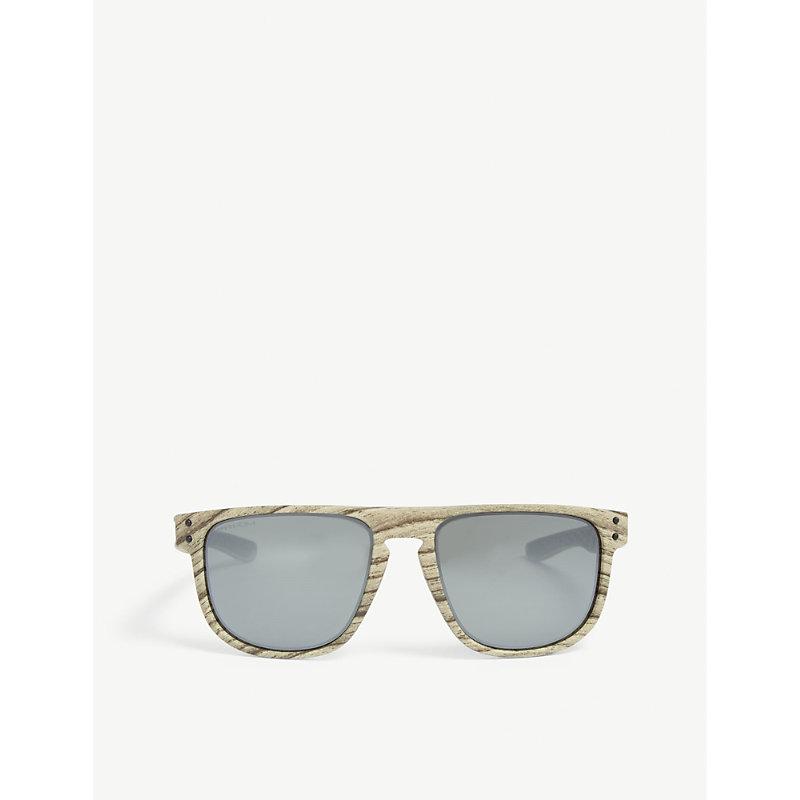 OAKLEY   Holbrook R Oo9377 Square-Frame Sunglasses   Goxip