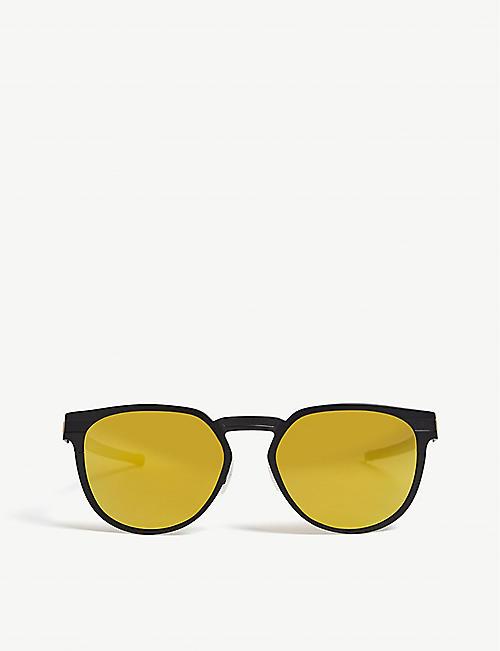 091bf91b5d OAKLEY OO4137 Diecutter square-frame sunglasses