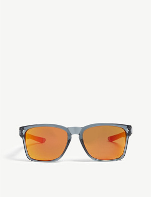 OAKLEY OO9272 Catalyst square-frame sunglasses