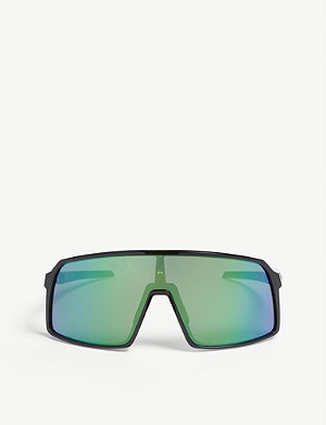 OAKLEY OO9406 Sutro wrap-around sunglasses