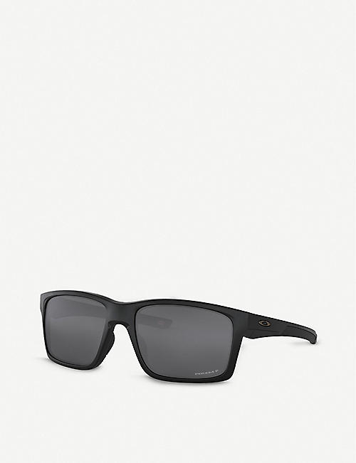 OAKLEY OO9264 Mainlink square-frame sunglasses