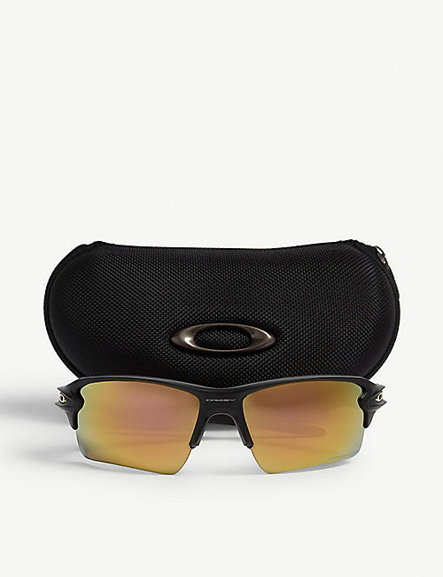 OAKLEY Flak 2.0 square sunglasses