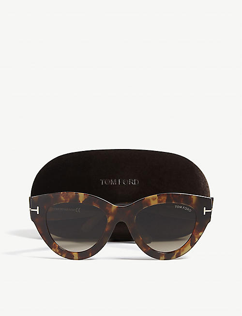 5430e3dbc388a Cat eye - Sunglasses - Accessories - Womens - Selfridges