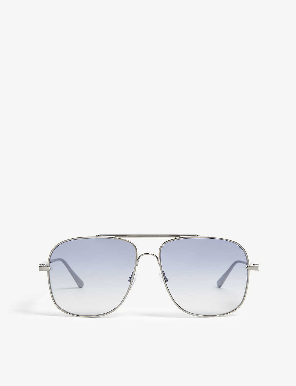 TOM FORD: Jude aviator-frame sunglasses