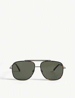 TOM FORD FT0693 pilot sunglasses