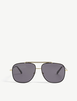 TOM FORD Benton square-frame sunglasses