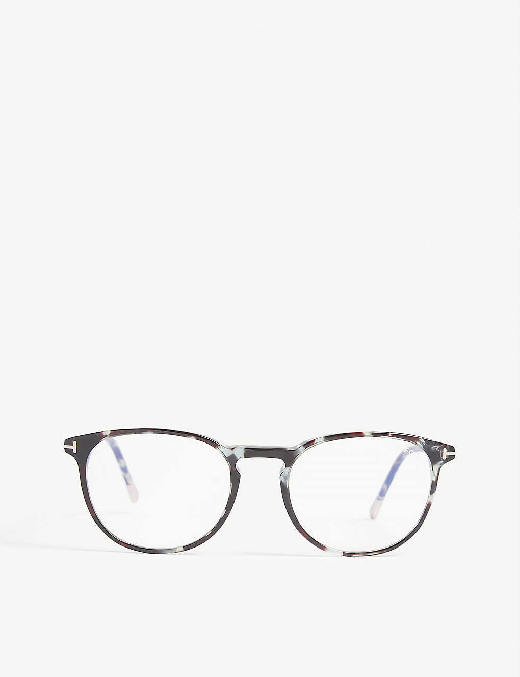 TOM FORD: TF5608 square-frame glasses
